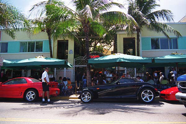 Miami Hot Rods - © 2000 Jimmy Rocker Photography